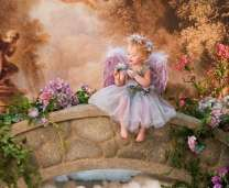Милый ангелочек