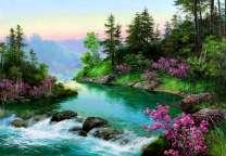 Незабываемый пейзаж