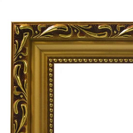 Рамка для картин 40x50 Рамка для картины 40x50 золотая (тип 2)