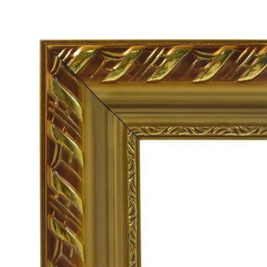 Рамка для картин 30x40 Рамка для картины 30x40 золотая