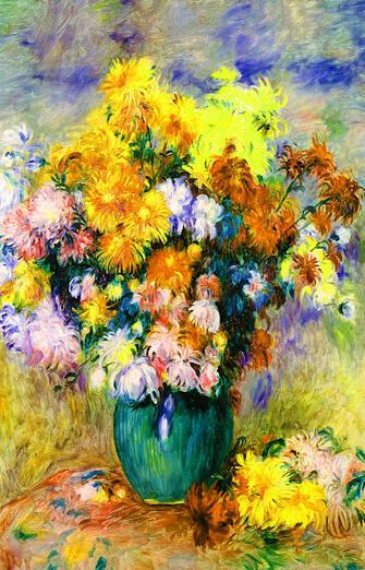 Картина по номерам 40x50 Благовещенске цветы