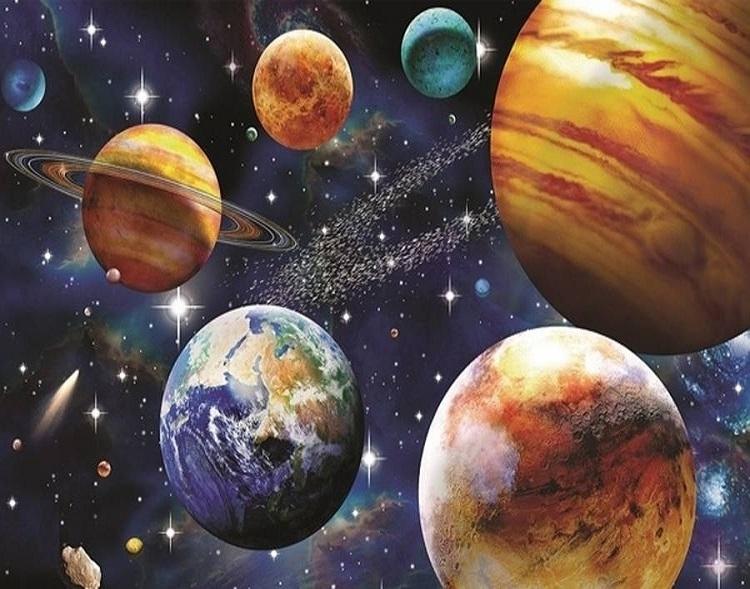 картина по номерам парад планет