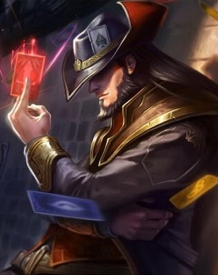 Картина по номерам 30x40 Картежник в шляпе