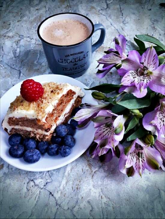 Картина по номерам 40x50 Тигровые лилии, капучино и сладости